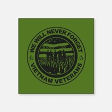 Vietnam Veterans Sticker