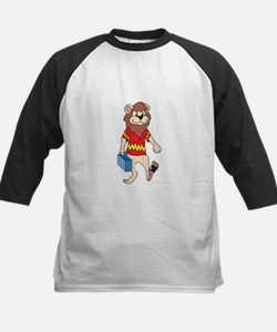 Lion with Lunchbox Baseball Jersey