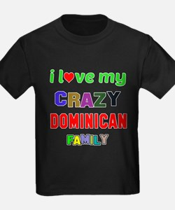 I love my crazy Dominican family T