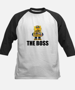 The Boss Baseball Jersey