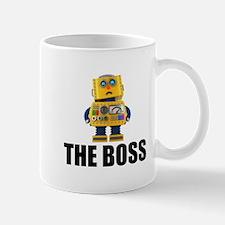 The Boss Mugs