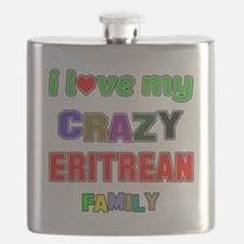 I love my crazy Eritrean family Flask