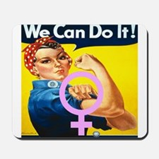 International Womans Day Mousepad