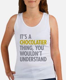 Chocolatier Thing Tank Top