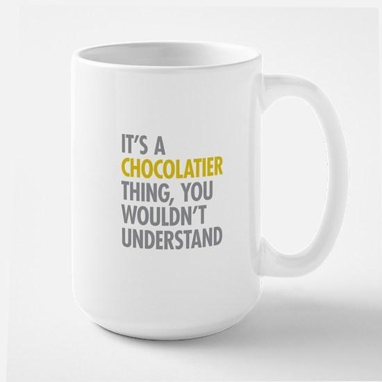 Chocolatier Thing Mugs
