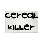 Cereal Killer Rectangle Magnet (10 pack)