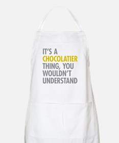 Chocolatier Thing Apron