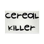 Cereal Killer Rectangle Magnet (100 pack)