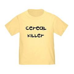 Cereal Killer Toddler T-Shirt