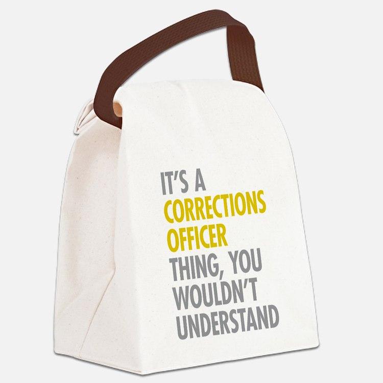 Cute Penal Canvas Lunch Bag