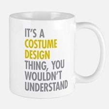 Costume Design Thing Mugs