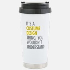 Costume Design Thing Travel Mug