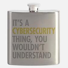 Unique Cyber Flask