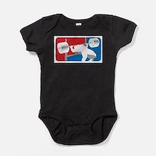 Ronnie coleman Baby Bodysuit