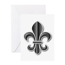 Unique Heraldry Greeting Card