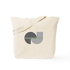 Everyday Junglist Tote Bag