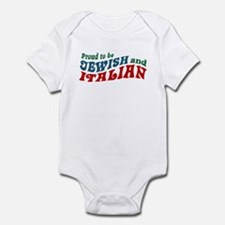 Jewish Italian Infant Bodysuit