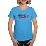 Jewish Italian Women's Dark T-Shirt