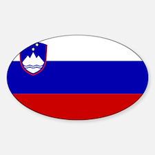 Unique Slovenia Decal