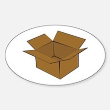 Cardboard Box Decal