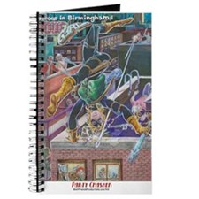 Roof Girl, Party Crasher Value Priced Journal