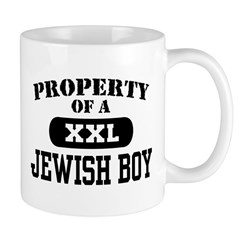 Property of a Jewish Boy Mug