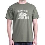 Property of a Jewish Boy Dark T-Shirt