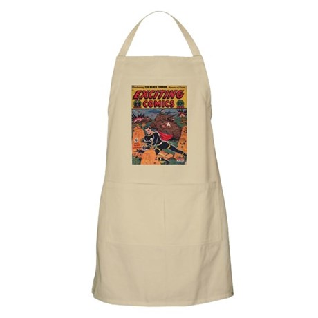 Exciting Comics issue 27 BBQ Apron