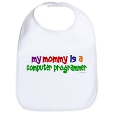 My Mommy Is A Programmer (PRIMARY) Bib