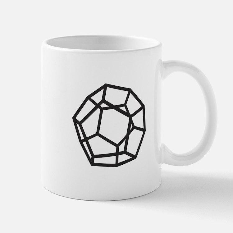Dodecahedron Mugs