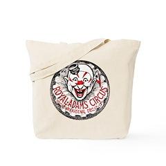 NYC, Circus Tote Bag