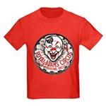 NYC, Circus Kids Dark T-Shirt