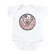 NYC, Circus Infant Bodysuit