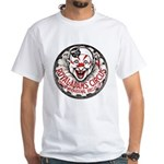 NYC, Circus White T-Shirt