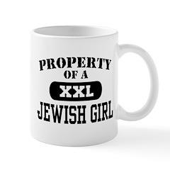 Property of a Jewish Girl Mug