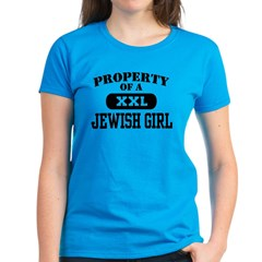 Property of a Jewish Girl Tee