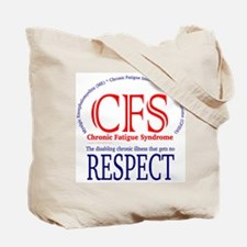 CFS Warning & Respect Tote Bag