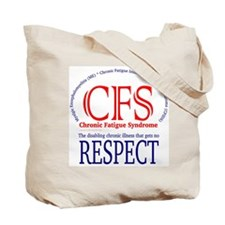 CFS Warning & Respect Tote Bag