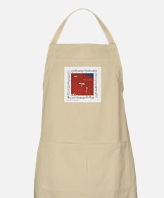 """""""Bean""""/sprouts Apron"""