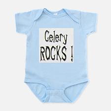 Celery Rocks ! Infant Bodysuit