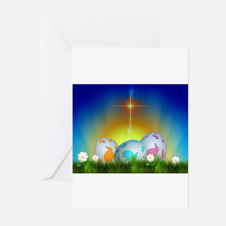 Cute Easter Greeting Cards (Pk of 10)