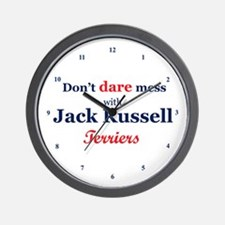 Don't Dare Mess with JRTs! Wall Clock