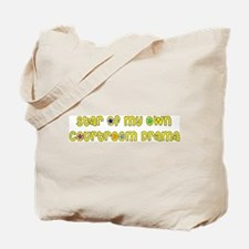 Court TV Star Tote Bag