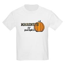 Marine's lil' pumpkin T-Shirt
