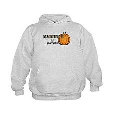 Marine's lil' pumpkin Hoody