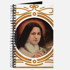 St. Therese Pray for Us Journal