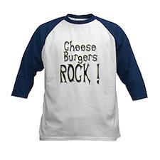 Cheese Burgers Rock ! Tee