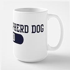 Dutch Shepherd Dog Dad Mug