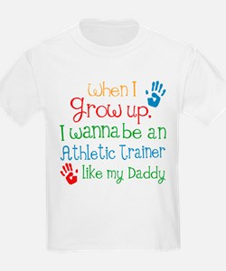 Athletic Trainer Like Daddy T-Shirt