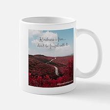 Give Kindness Freely Mug Mugs